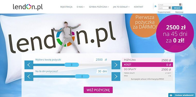 Lendon.pl opinie